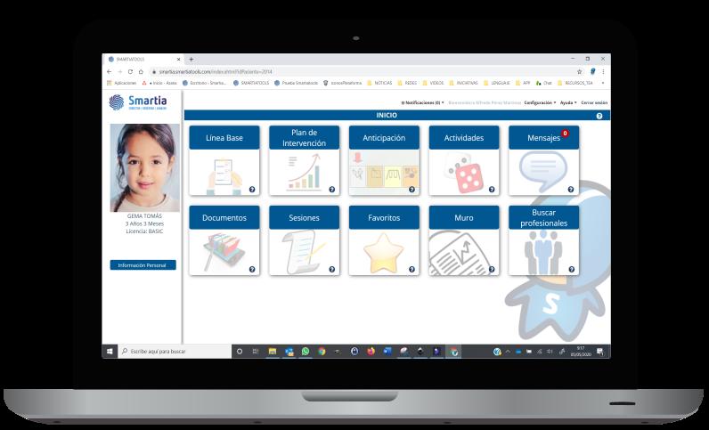 Smartia Plataforma Online
